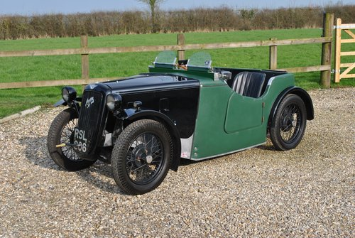 1935 Austin 7 Special SOLD (picture 1 of 6)