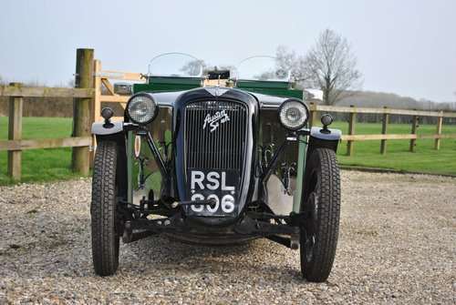 1935 Austin 7 Special SOLD (picture 3 of 6)