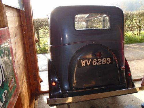 1934 Austin Seven Ruby Mark I for Restoration SOLD (picture 3 of 6)