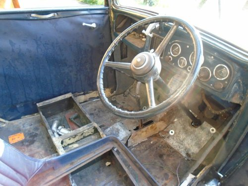 1934 Austin Seven Ruby Mark I for Restoration SOLD (picture 4 of 6)