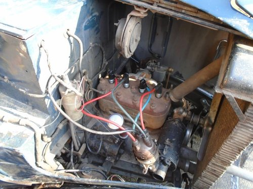 1934 Austin Seven Ruby Mark I for Restoration SOLD (picture 6 of 6)