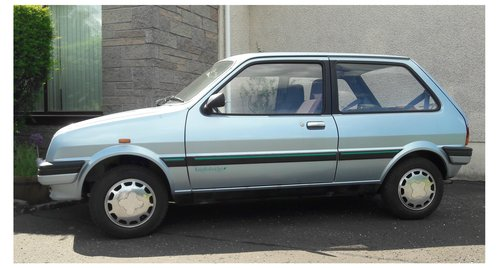 1989 Austin Metro 3 door 1300 Very rare and MINT For Sale (picture 1 of 6)