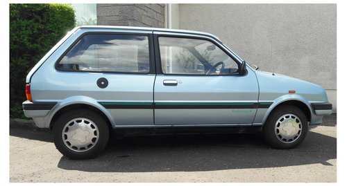 1989 Austin Metro 3 door 1300 Very rare and MINT For Sale (picture 2 of 6)