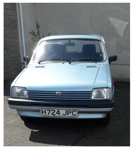 1989 Austin Metro 3 door 1300 Very rare and MINT For Sale (picture 4 of 6)