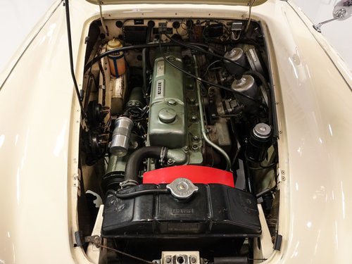 1967 Austin-Healey 3000 Mark III Phase II Roadster For Sale (picture 6 of 6)