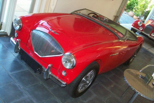 1955 Austin healey 100/4 bni For Sale (picture 3 of 6)