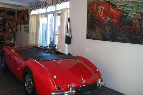 1955 Austin healey 100/4 bni For Sale (picture 4 of 6)