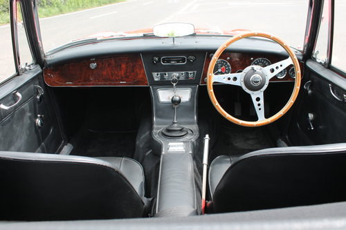 1967 Austin Healey 3000 MK111 BJ8 Phase 11 With Overdrive   SOLD (picture 6 of 6)