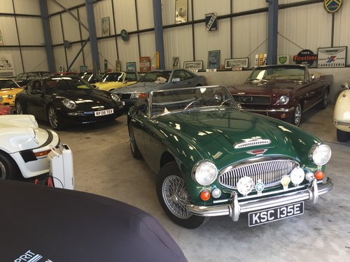 1967 AUSTIN HEALEY 3000 MK 3  Phase 2.  LHD. SOLD (picture 6 of 6)