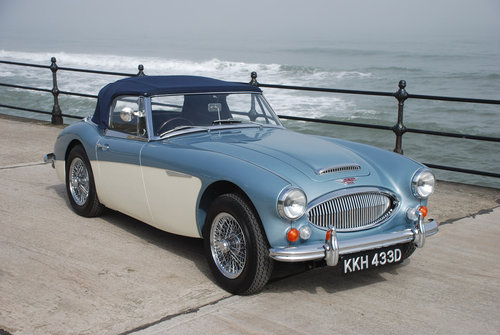 Austin Healey 3000 MK 3 1966 SOLD (picture 1 of 6)