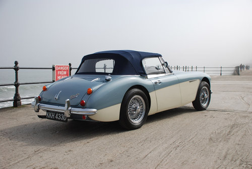 Austin Healey 3000 MK 3 1966 SOLD (picture 2 of 6)