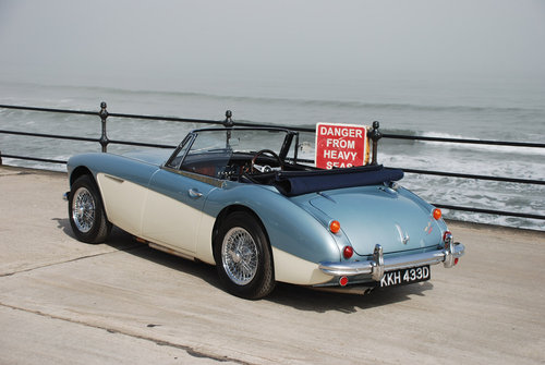 Austin Healey 3000 MK 3 1966 SOLD (picture 4 of 6)