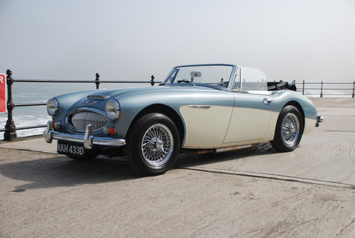 Austin Healey 3000 MK 3 1966 SOLD (picture 5 of 6)