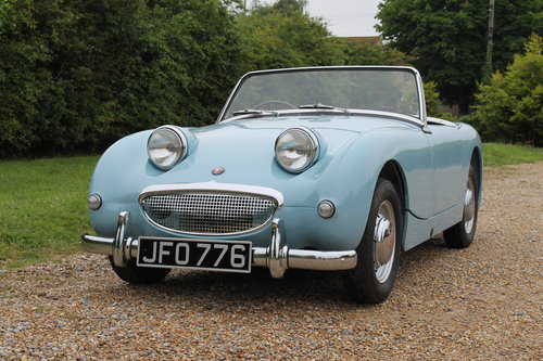 1958 AUSTIN HEALEY MK1 (Frogeye) SPRITE For Sale (picture 1 of 9)