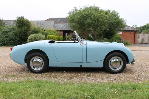 1958 AUSTIN HEALEY MK1 (Frogeye) SPRITE For Sale (picture 2 of 9)