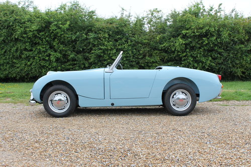 1958 AUSTIN HEALEY MK1 (Frogeye) SPRITE For Sale (picture 3 of 9)