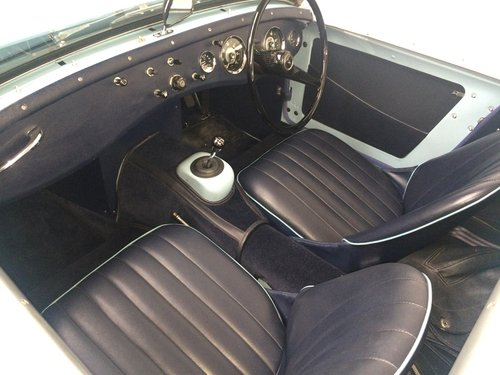 1958 AUSTIN HEALEY MK1 (Frogeye) SPRITE For Sale (picture 5 of 9)