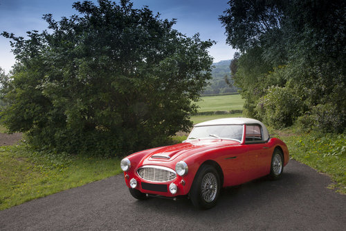 1958 Austin Healey 100/6 (overdrive) For Sale (picture 1 of 6)