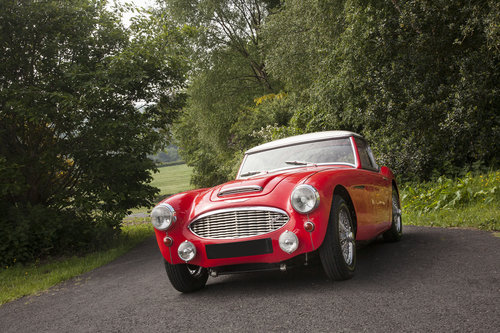 1958 Austin Healey 100/6 (overdrive) For Sale (picture 2 of 6)