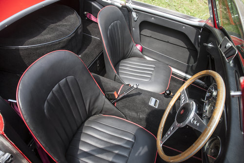 1958 Austin Healey 100/6 (overdrive) For Sale (picture 4 of 6)