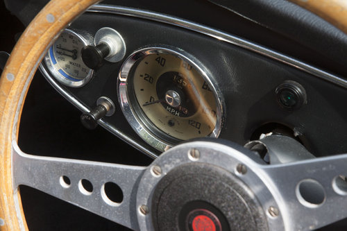 1958 Austin Healey 100/6 (overdrive) For Sale (picture 5 of 6)