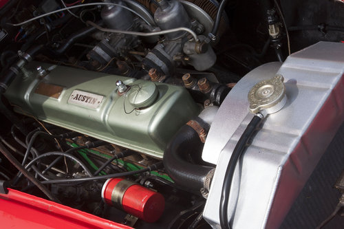 1958 Austin Healey 100/6 (overdrive) For Sale (picture 6 of 6)