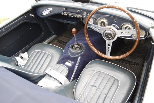 1961 Austin-Healey 3000 MkII, Tri-carb, History, Upgrades, VGC For Sale (picture 2 of 6)