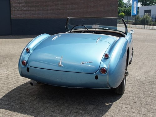 1955 Austin Healey 100-4  For Sale (picture 6 of 6)