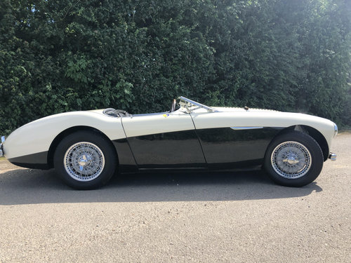 1955 Austin Healey 100 Le Mans Modified, Original RHD SOLD (picture 3 of 6)