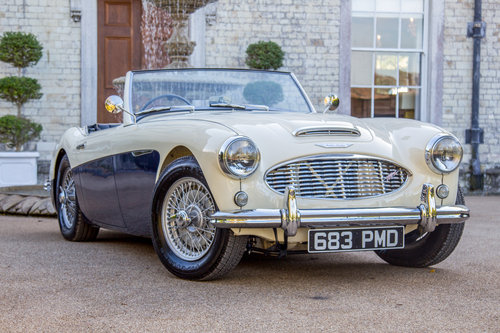 1958 Austin Healey 100/6 | UK RHD, Restored 2016, 1 Previous Owne SOLD (picture 1 of 6)