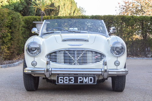1958 Austin Healey 100/6 | UK RHD, Restored 2016, 1 Previous Owne SOLD (picture 2 of 6)