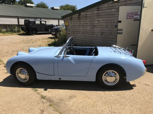 1959 Austin Healey Sprite Mk 1 - Now Reserved SOLD (picture 4 of 6)