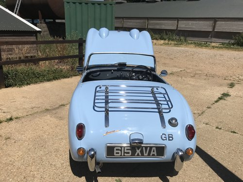 1959 Austin Healey Sprite Mk 1 - Now Reserved SOLD (picture 6 of 6)