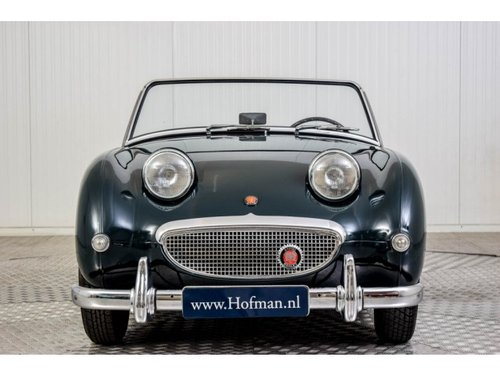 1961 Austin Healey Sprite MK1 Bugeye Frogeye For Sale (picture 3 of 6)