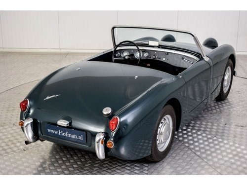 1961 Austin Healey Sprite MK1 Bugeye Frogeye For Sale (picture 6 of 6)