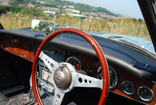 1966 Austin Healey 3000 MK 3 - Original Healey blue car from new. For Sale (picture 6 of 6)