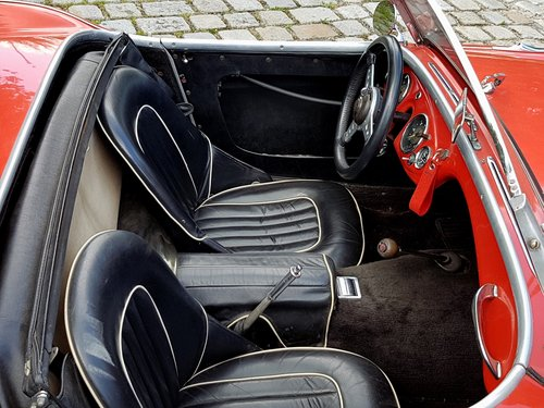 1956 Austin Healey 100-4 BN2 Roadster, originally preserved! For Sale (picture 2 of 6)
