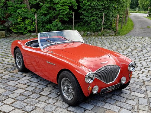 1956 Austin Healey 100-4 BN2 Roadster, originally preserved! For Sale (picture 3 of 6)
