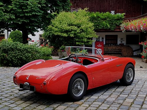 1956 Austin Healey 100-4 BN2 Roadster, originally preserved! For Sale (picture 5 of 6)