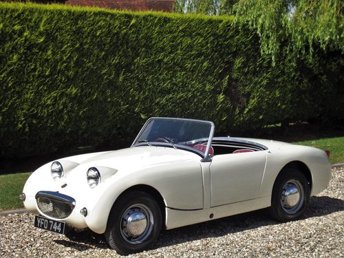 1959 Austin Healey 'Frogeye' Sprite SOLD (picture 1 of 6)