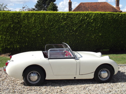 1959 Austin Healey 'Frogeye' Sprite SOLD (picture 2 of 6)