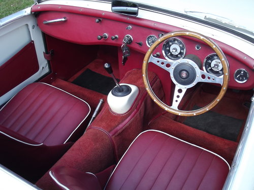 1959 Austin Healey 'Frogeye' Sprite SOLD (picture 5 of 6)