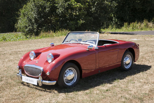 1959 Austin Healey Sprite MKI SOLD (picture 1 of 6)