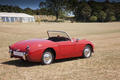1959 Austin Healey Sprite MKI SOLD (picture 3 of 6)