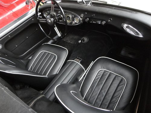1960 perfectly restored Austin Healey MK1 For Sale (picture 3 of 6)