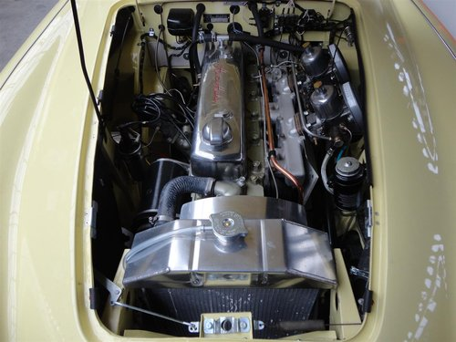 1960 perfectly restored Austin Healey MK1 For Sale (picture 5 of 6)