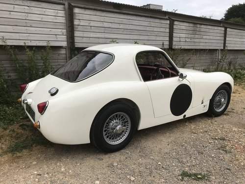 1963 Austin-Healey Sebring Sprite Mk 2 Evocation - Superb  SOLD (picture 3 of 6)