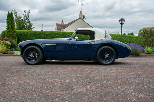 1957 Austin Healey 100/6 For Sale (picture 2 of 6)