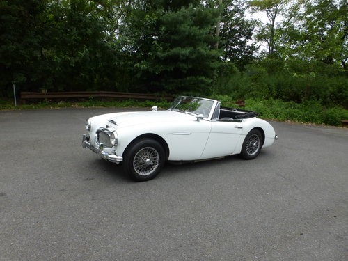 1963 Austin Healey 3000 MK-II BJ7  Two Tops  A Driver For Sale (picture 3 of 6)
