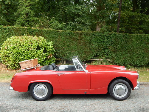 1964 Healey sprite Mk111 SOLD (picture 2 of 6)